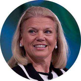 Image of Ginni Rometty