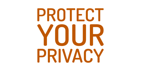 Protect Your Privacy Logo