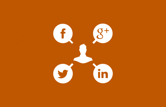 Icon that depicts social media.