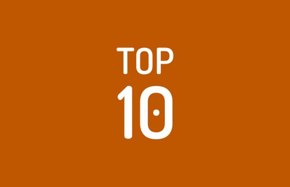 "Icon that reads ""Top 10"" referring to the top ten security tips ISO recommends."